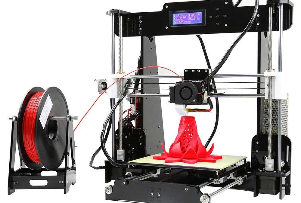 ANET A8 – La impresora 3D más barata del mercado