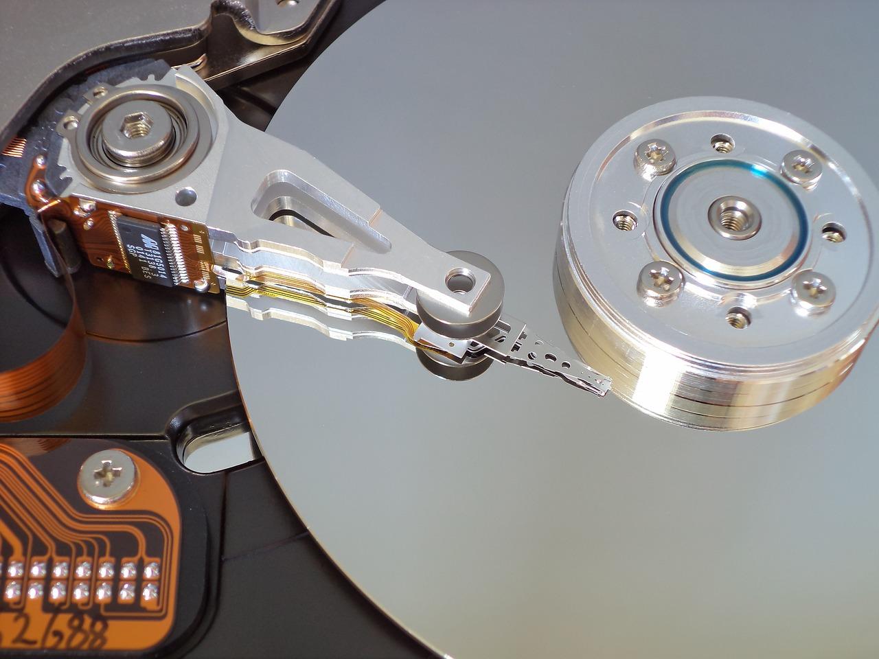 disk mount