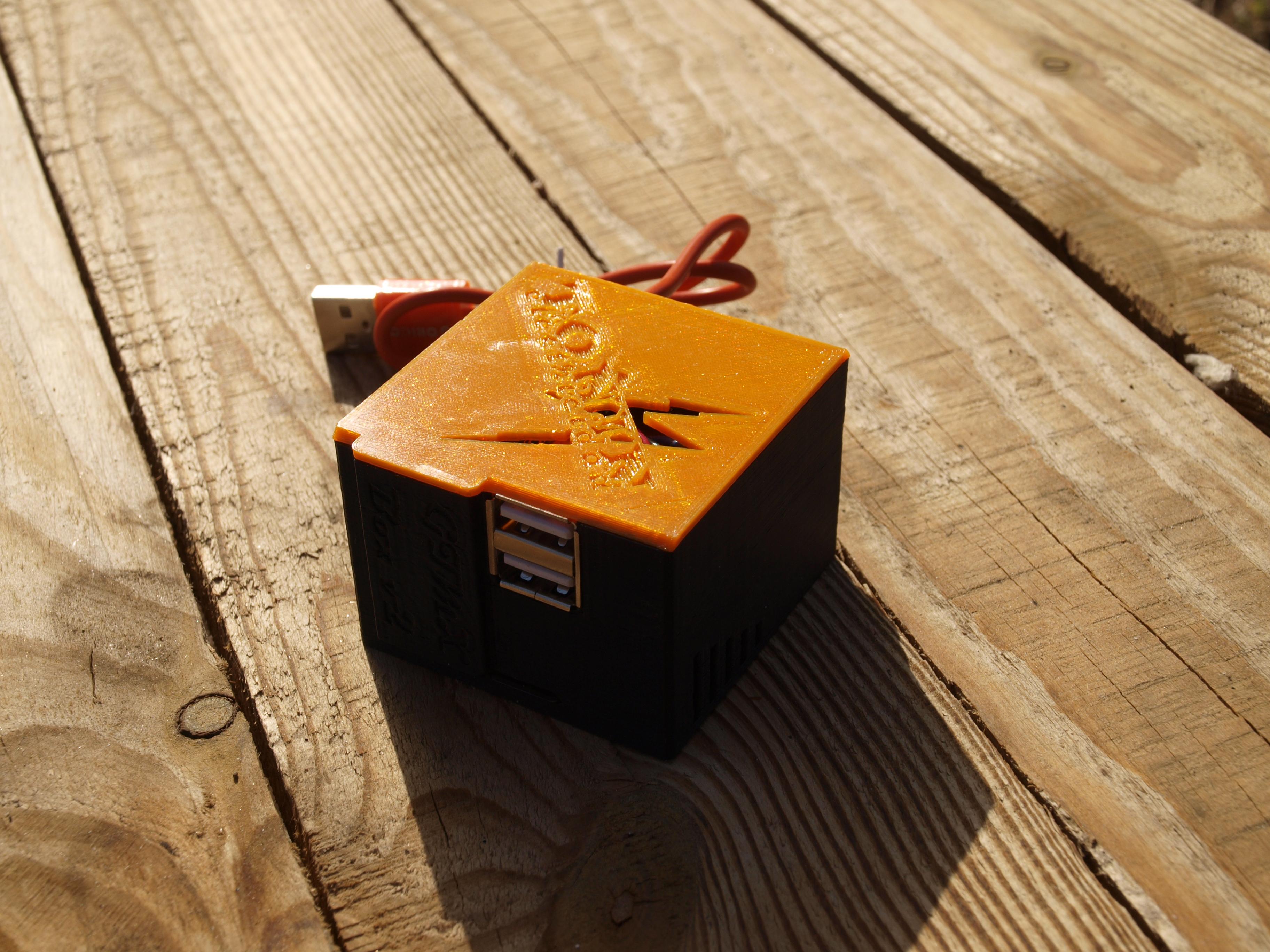 GIMX Box